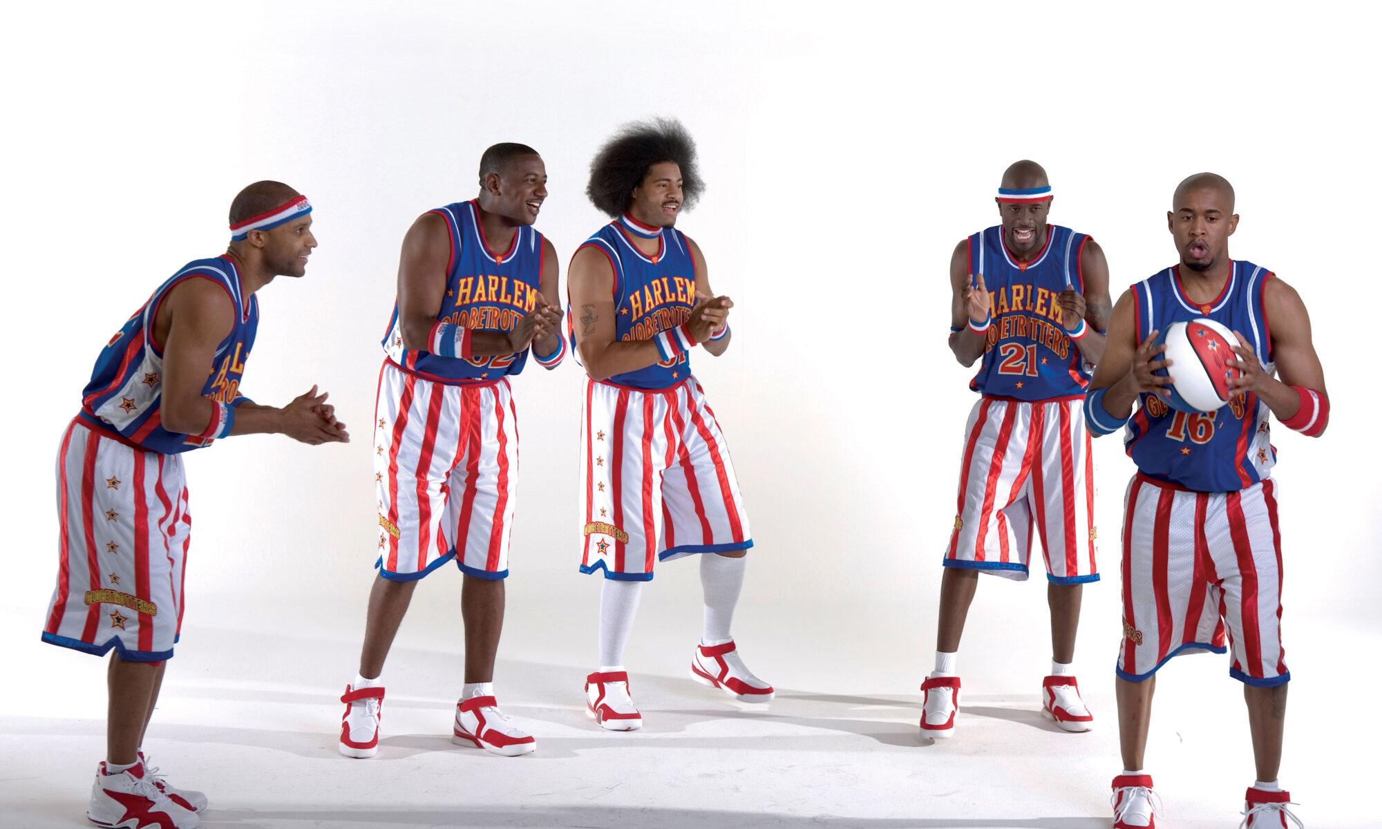 photo of 5 basketball players
