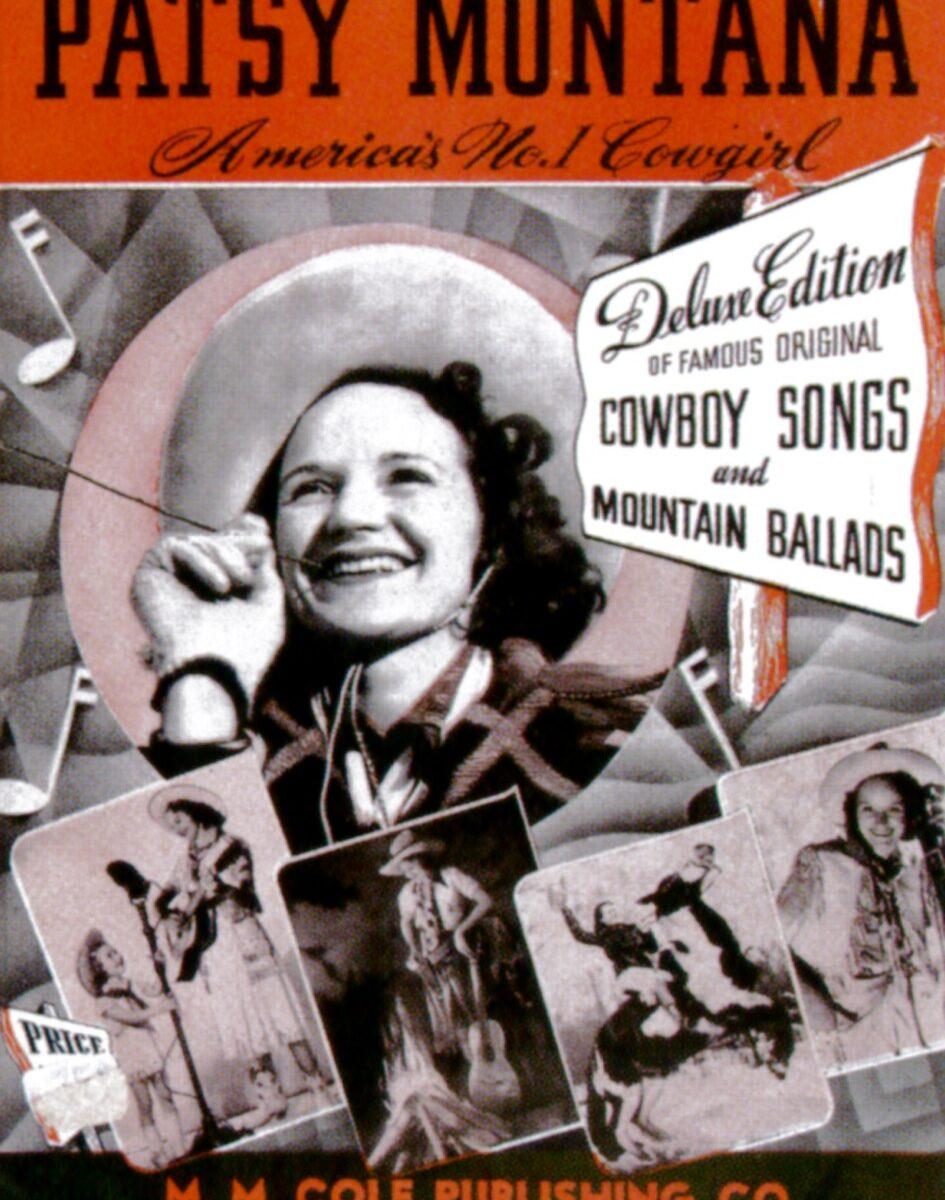 Patsy Montana Cover