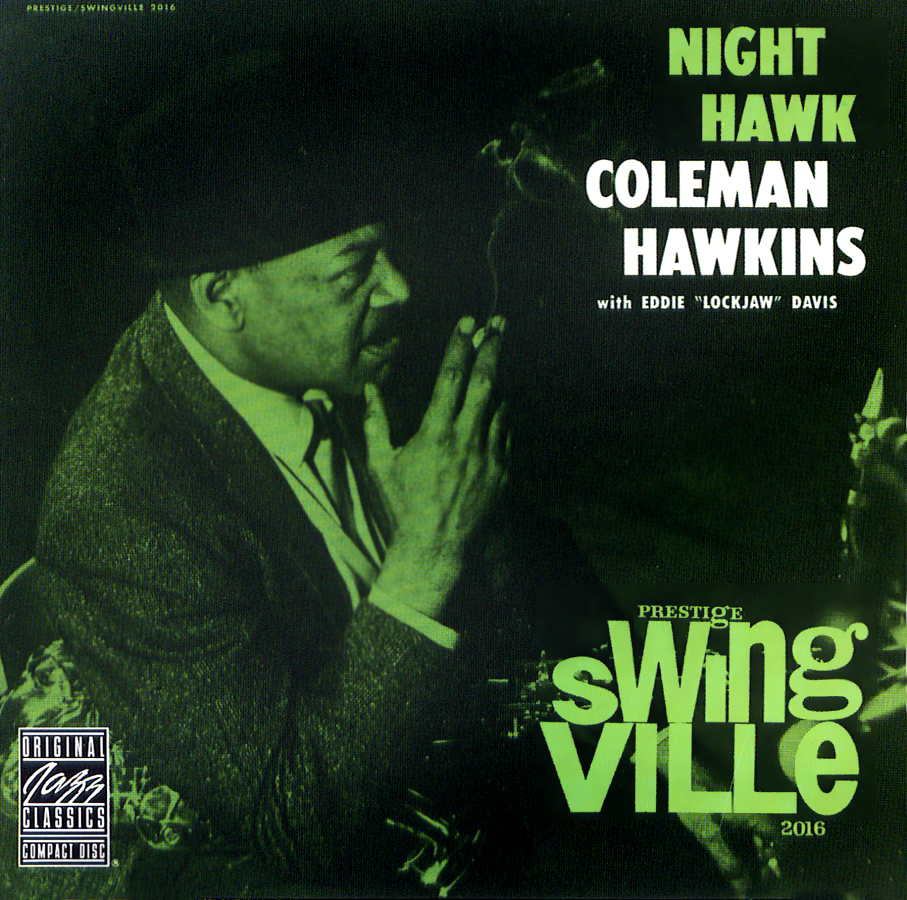 cover for coleman hawkins record