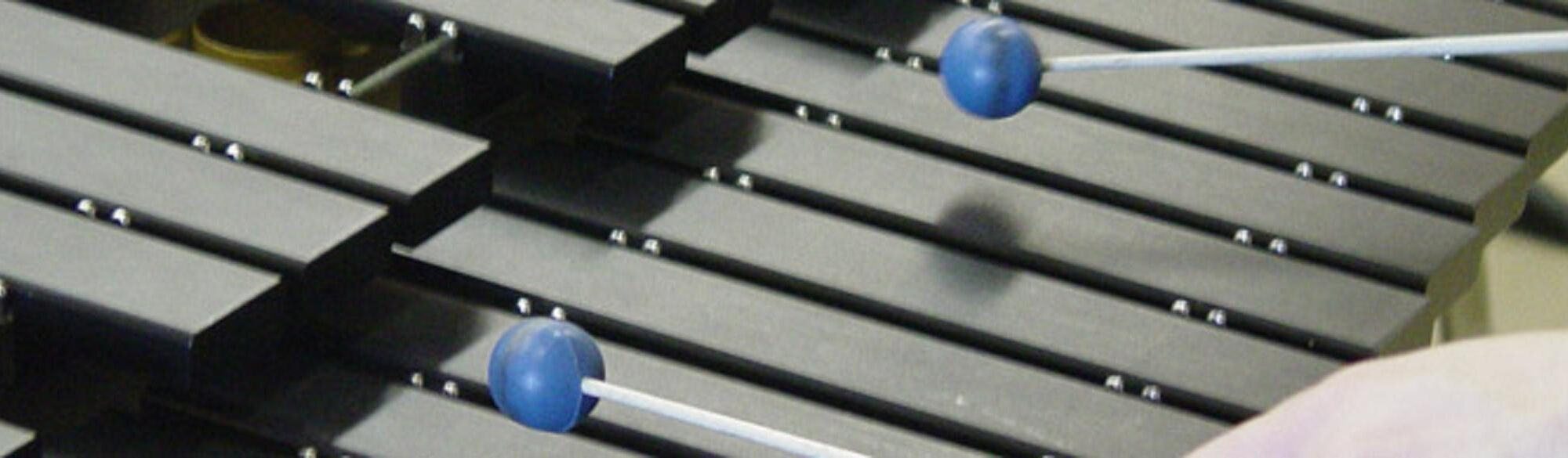 photo of xylophone