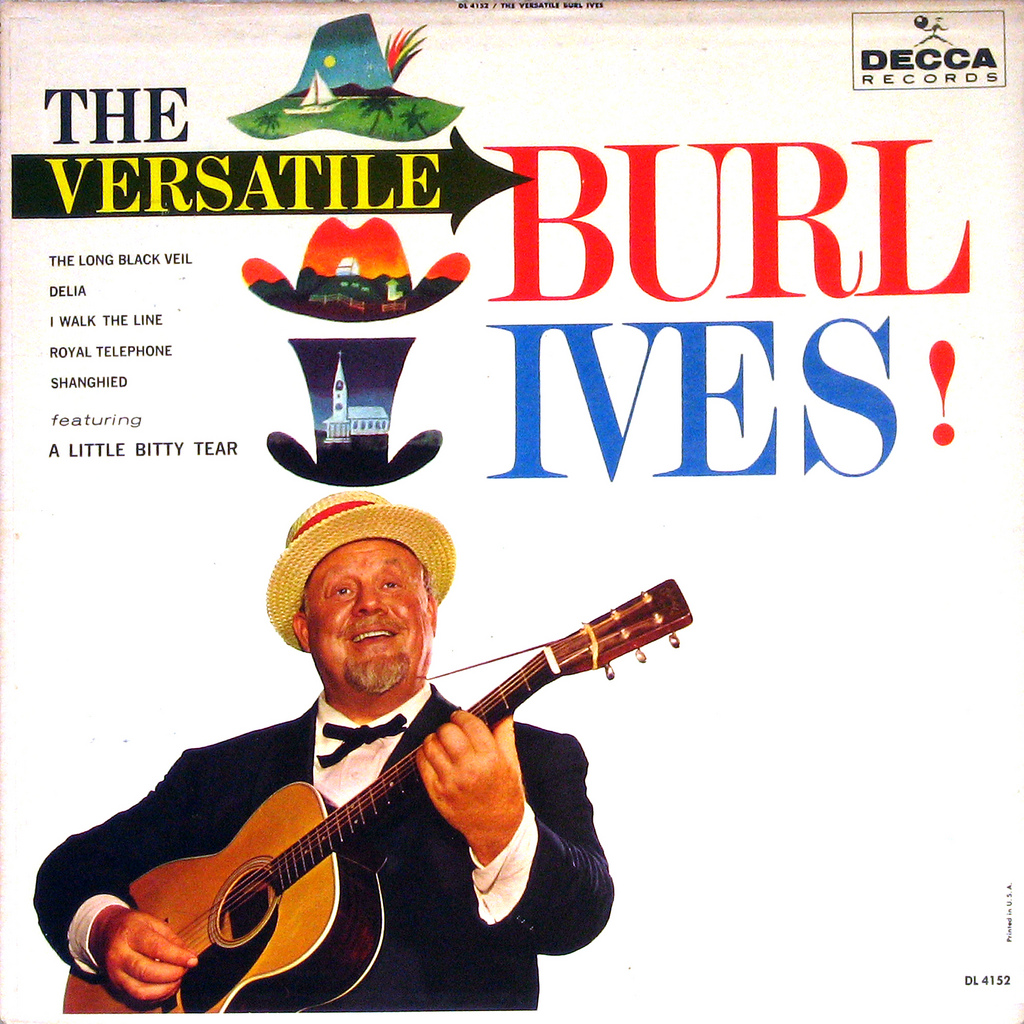 burl-ives cover