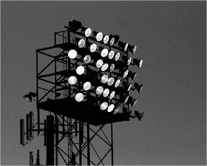 photo of lights