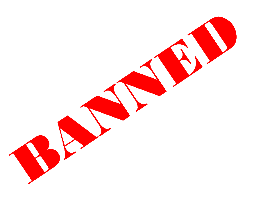 banned image