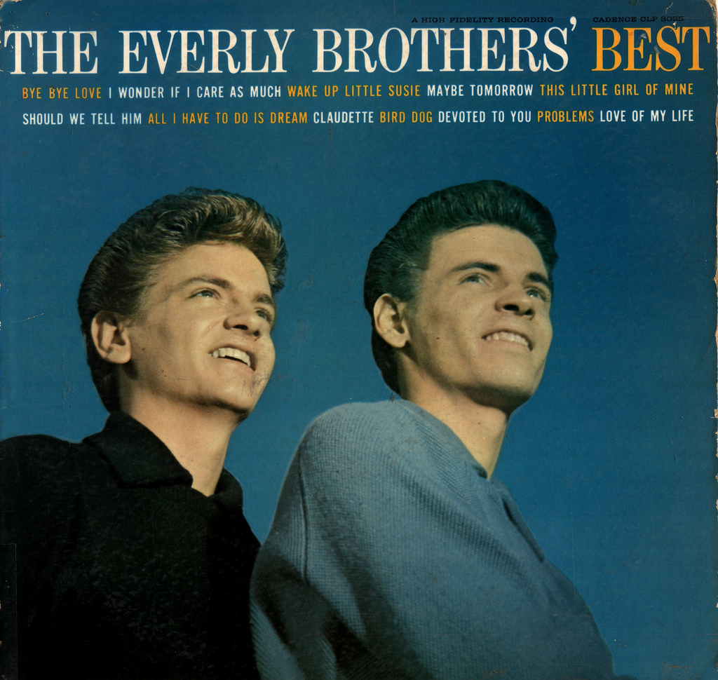 the everly brothers best cover