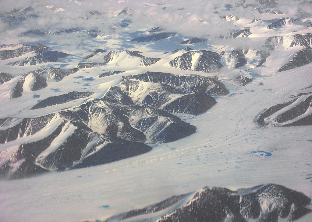 photo of north pole