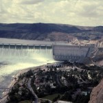 The Big Grand Coulee Dam