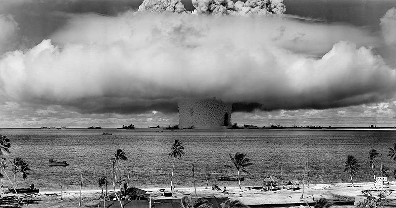 atomic explosion photo