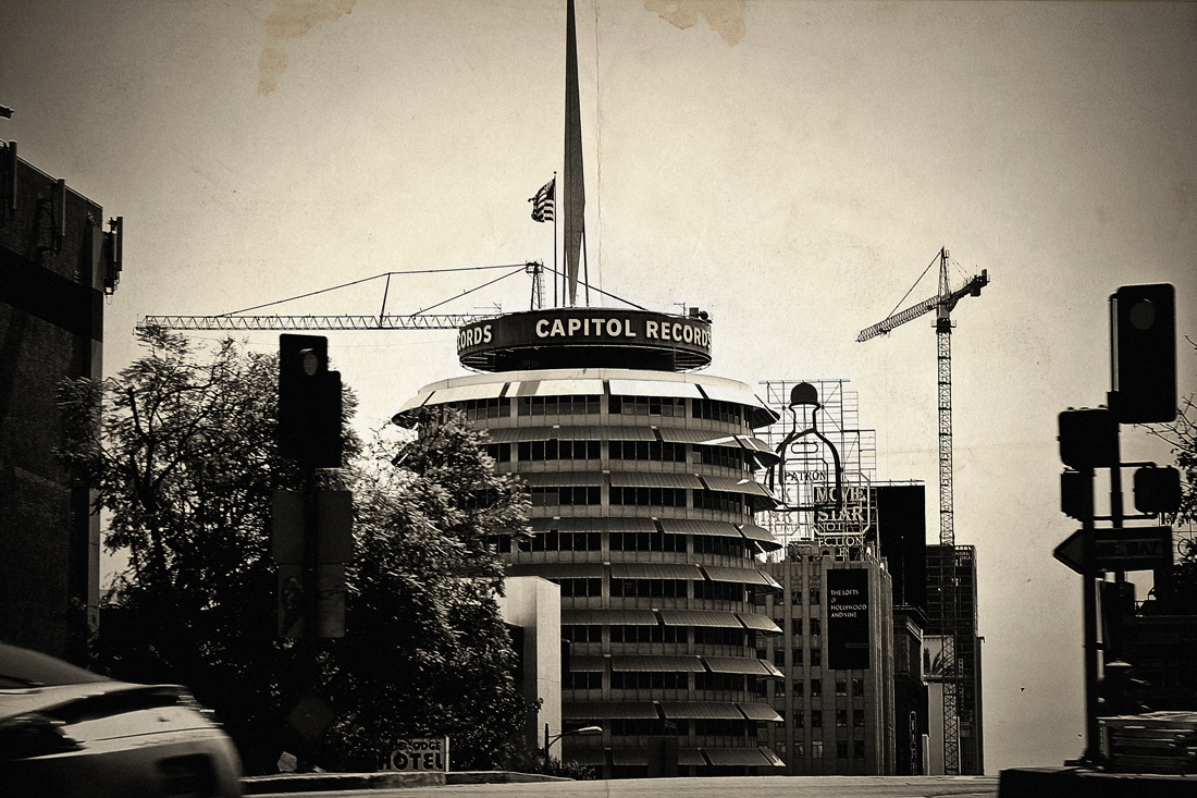 photo of capitol records