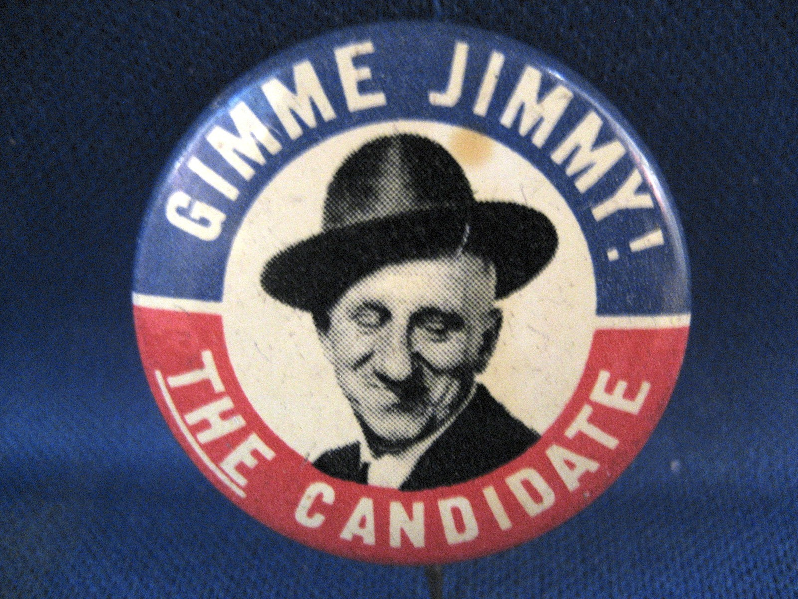 gimme jimmy button