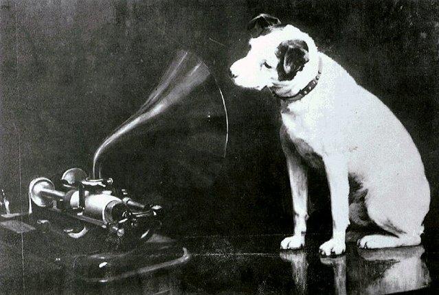 Phonograph History - OriginalNipper