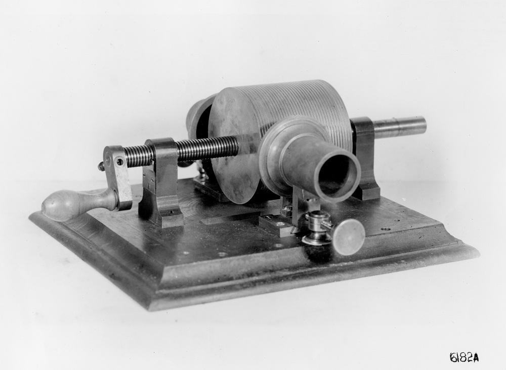 Phonograph History - kruesi