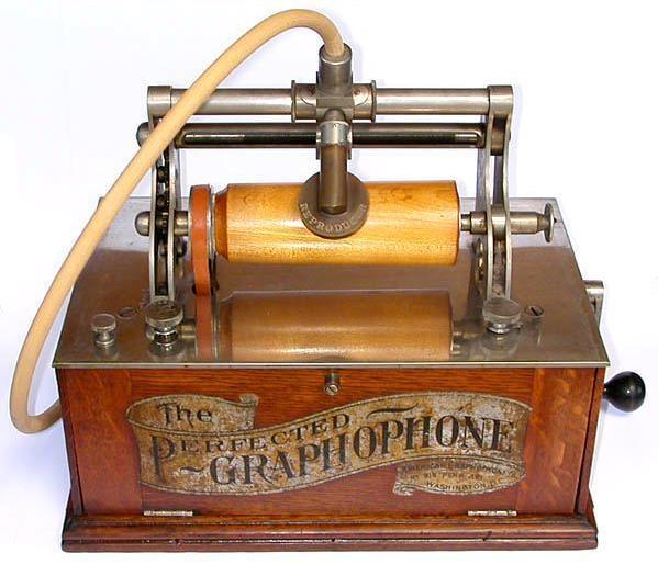 Phonograph History - typeg