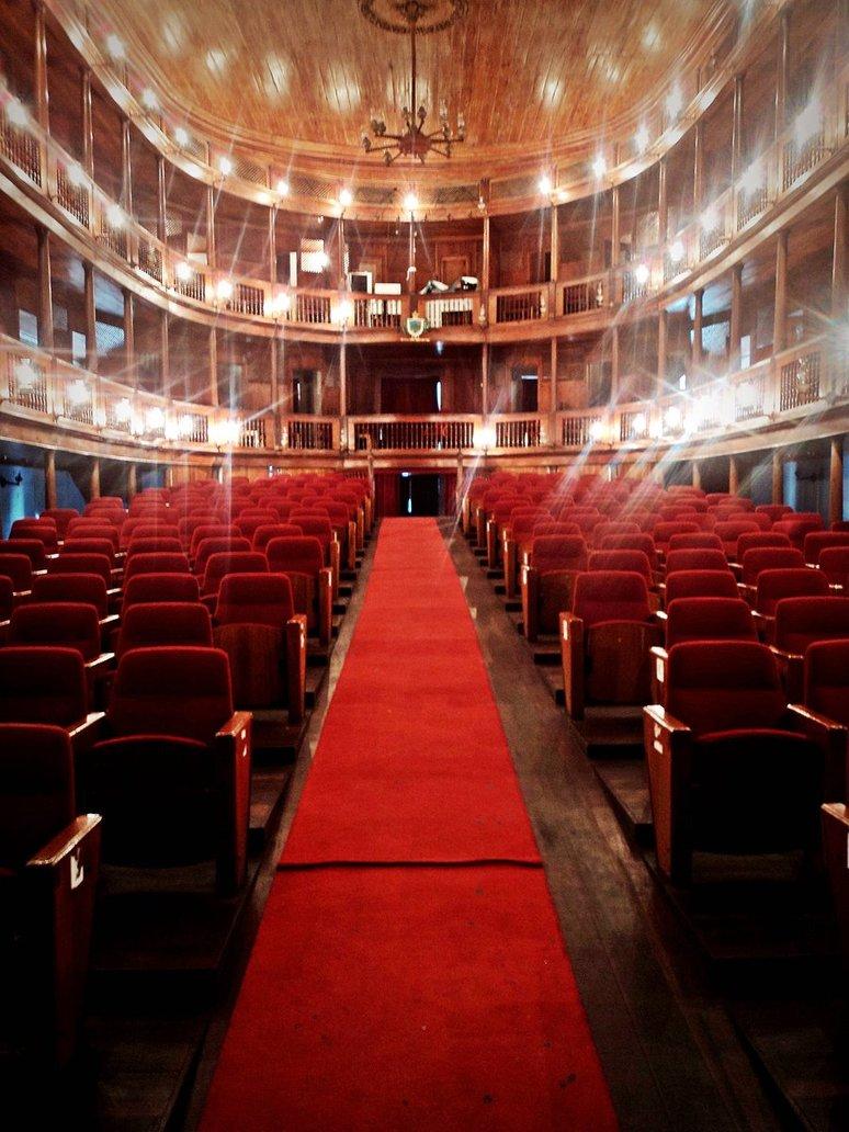 photo of santa rosa theater