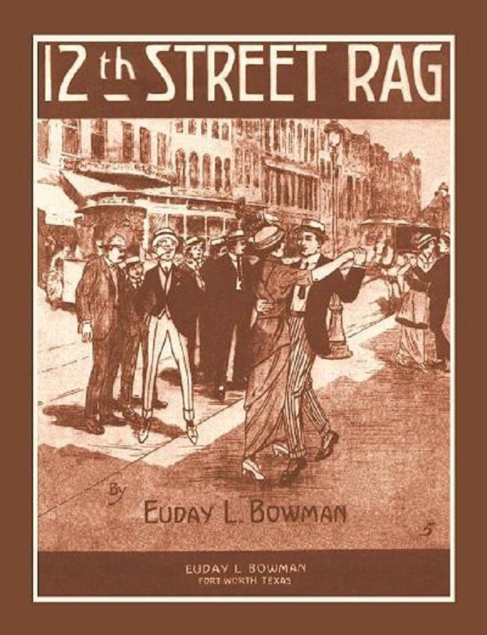 magazine cover for twelve street rag