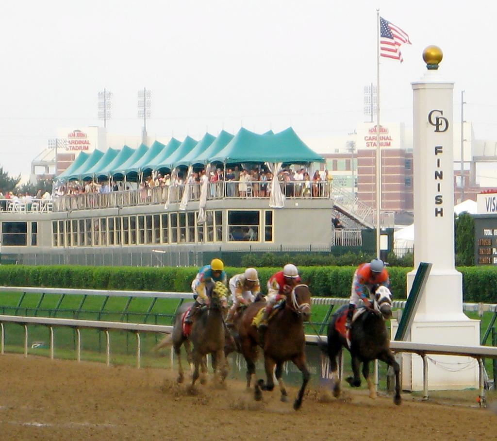 kentucky derby photo