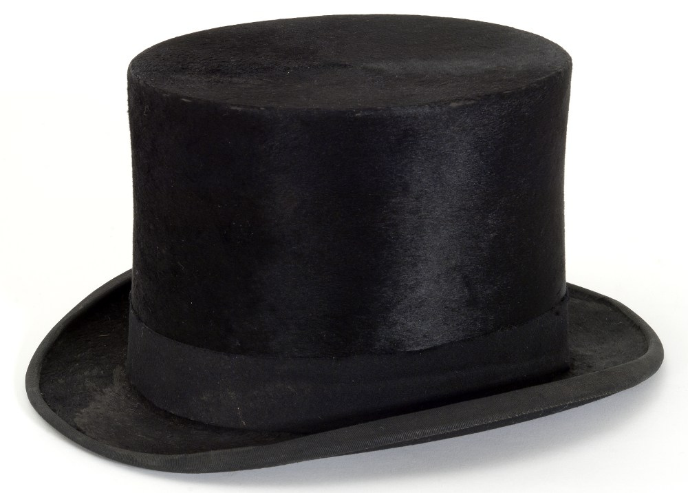 photo of top hat