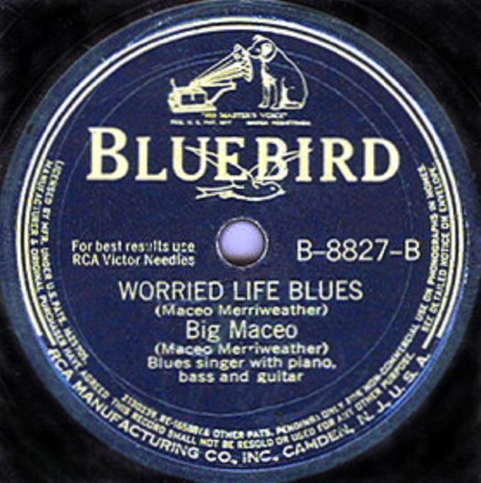 bluebird record