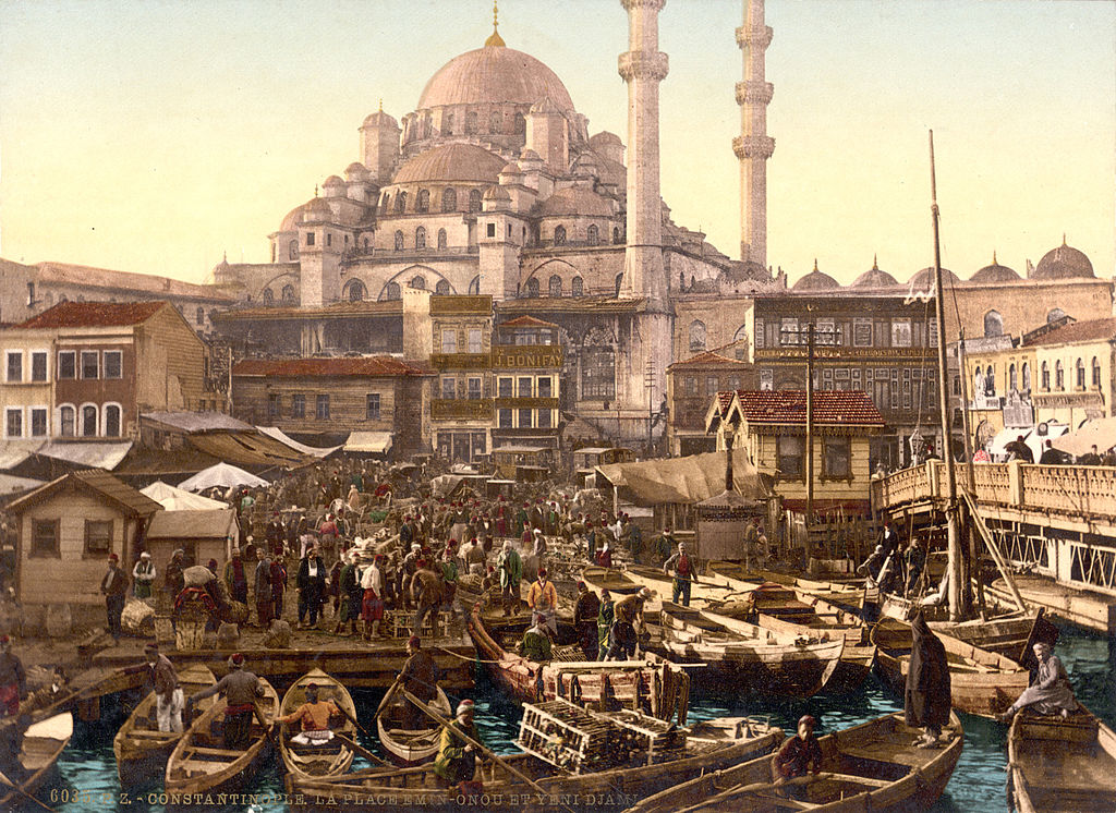Constantinople Turkey picture