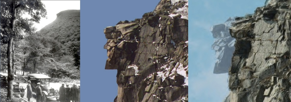 photo of oldman mount