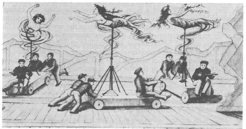 rhinemaiden machinery drawing