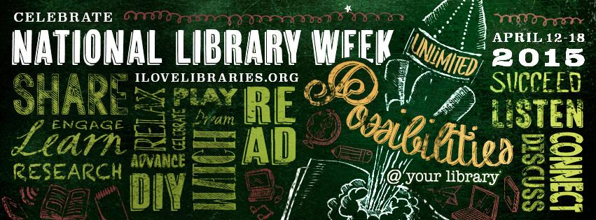 library week banner