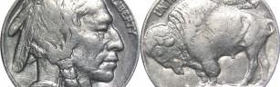 photo of buffalo nickel