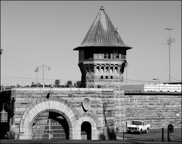 photo of folsom prison